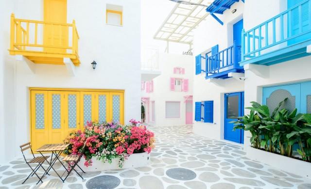 В Гърция отварят врати големите търговски центрове