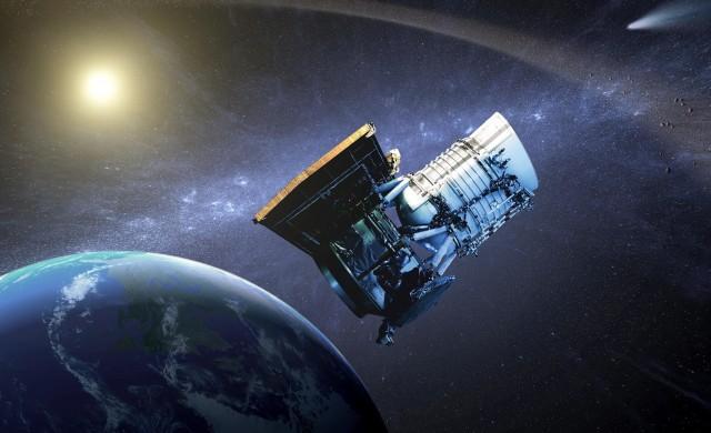 Европейските сателити ще предвиждат бъдещите климатични катастрофи