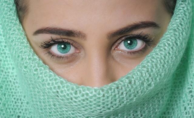 Кой е най-редкият цвят на очите в света?