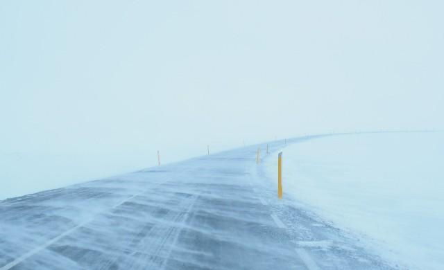 Снежна буря предизвика поредица от верижни катастрофи на японска магистрала