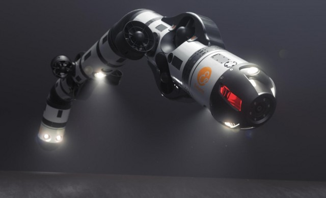 Този робот-змия може да поправя тръбопроводи на океанското дъно
