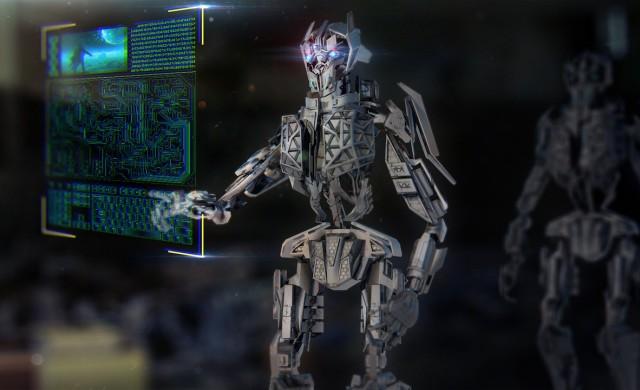 Роботи ще изпълняват онлайн поръчките на Walmart