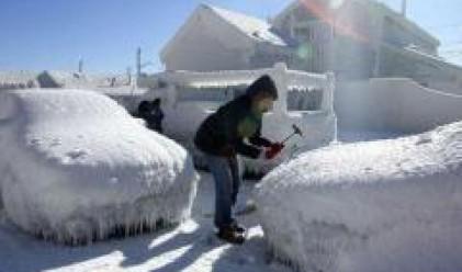 Китайските застрахователи търпят загуби в следствие на снежните бури