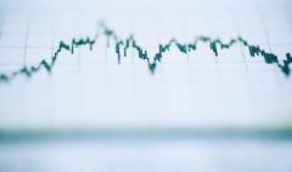 Капитализацията на борсата падна с 16% за месец