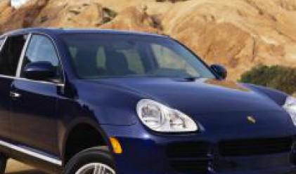 200-хилядният Porsche Cayenne слезе от конвейра