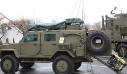 BAE Systems достави на словашкото МО първите прототипи на Mokys