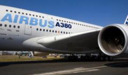Airbus прогнозира световен пазар на самолети от 2.8 трилиона долара до 2026 г.