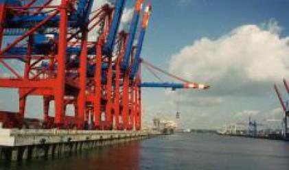 Люта битка за пристанище Лом