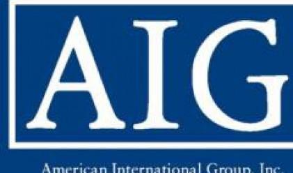 Акциите на AIG с най-голямо дневно понижение от две десетилетия насам