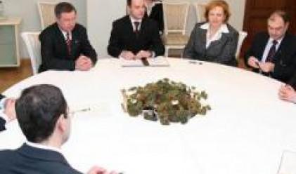 Станишев: Сега е моментът да се инвестира в Молдова