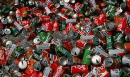 Потреблението на безалкохолни напитки в България с ръст от 18% през 2007 г.