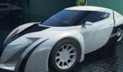 Електрически спортен автомобил излиза на пазара през 2009 г.