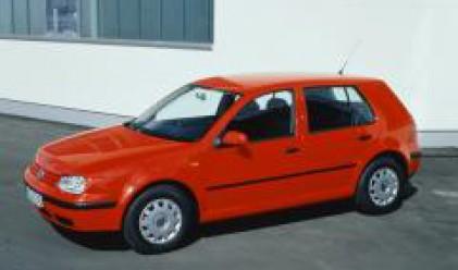Volkswagen Golf - най-продаваният автомобил в Европа през януари