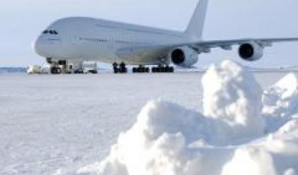 Над половината поръчки за самолети Airbus A380 през 2008 ще дойдат от Азия