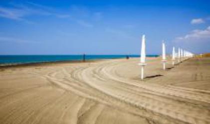 Осем квадратни метра за плажно място в концесиите на плажовете