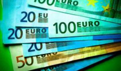 Eврото с триседмичен максимум спрямо долара