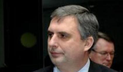 Калфин се среща с изпълнителния секретар на Икономическата комисия за Европа на ООН