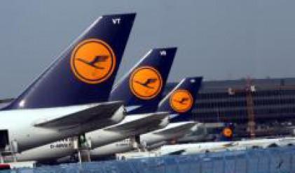 Чистата печалба на Lufthansa за 2007 г. се удвои до близо 1.7 млрд. евро