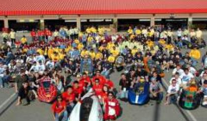 200 отбора ще се състезават на европейския Shell Eco-marathon 2008