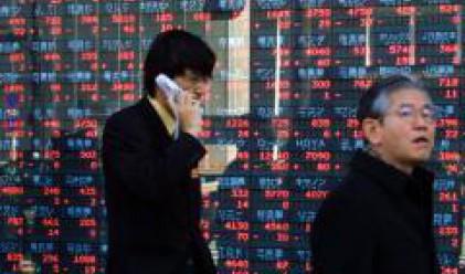 Азиатските индекси с първото си за тази седмица понижение