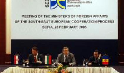 Регионалното сътрудничество да включва всички страни, призова Калфин
