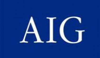 AIG със загуба от над 5 млрд. долара през четвъртото тримесечие