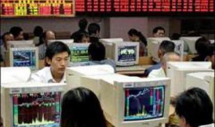 Спад на европейските и азиатските индекси