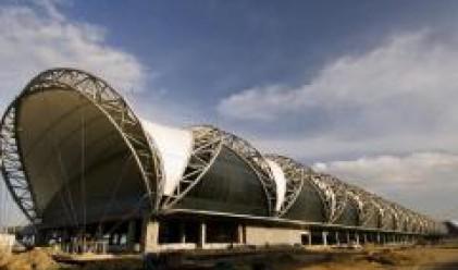 Започва изграждането на новия терминал на летище