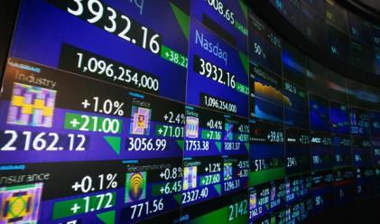 Спад в цените на акциите в Европа след двудневен ръст