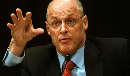 Хенри Полсън: САЩ беше много близо до финансов срив