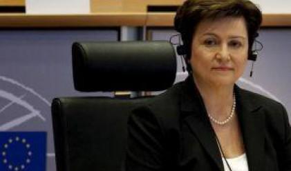 Кристалина Георгиева беше аплодирана в ЕП