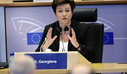 Одобриха с единодушие Кристалина Георгиева