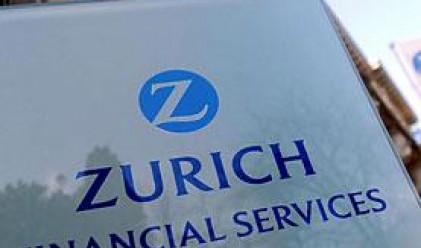 Zurich Financial предлага най-голям дивидент от 10 години