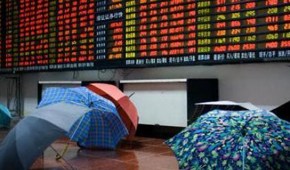 Умерен спад на БФБ след разпродажбите на Уолстрийт
