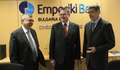 Шеф на Емпорики Груп се срещна с Иван Искров