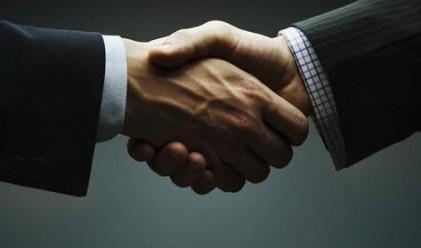 Стойността на M&A сделките в Европа пада с 53.7%