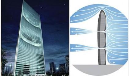 Най-зеленият небостъргач в света