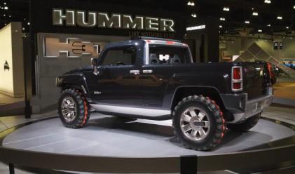 GM закрива окончателно марката Hummer