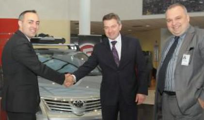 Toyota, Sogelease и Allianz създадоха общ продукт
