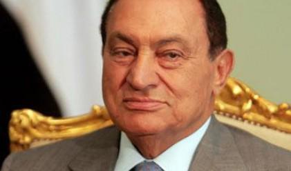 Германия може да даде убежище на Мубарак