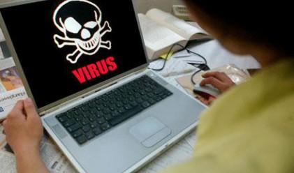 Вирусни атаки заразили 58% от българските компютри