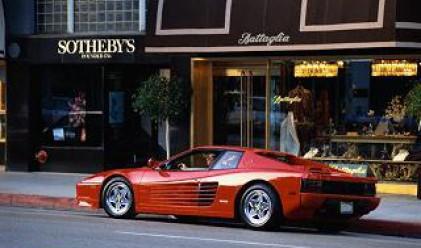 Рекорден брой коли Ferrari продадени през 2010 г.