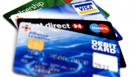 Най-опасните места за използване на кредитни карти