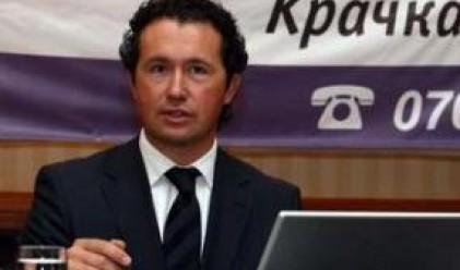 Димитър Радев получи призът за Европейска личност на 2010