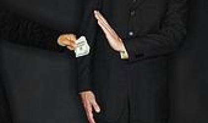 Бизнесът е давал повече подкупи през 2010 г.