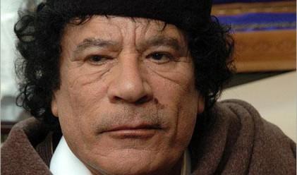 Кадафи се появи по държавната телевизия