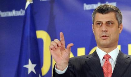 Хашим Тачи остава премиер на Косово