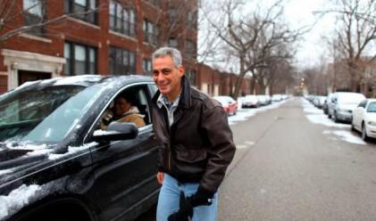 Бивш шеф на кабинета на Обама стана кмет на Чикаго