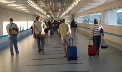 Намалява броят на пътуващите в чужбина