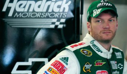 Дейл Ърнхард - най-добре платеният пилот в NASCAR